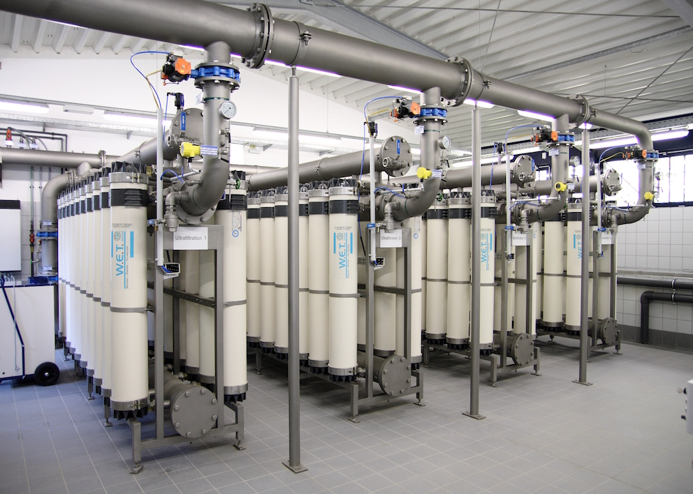 Water Treatment Plant image